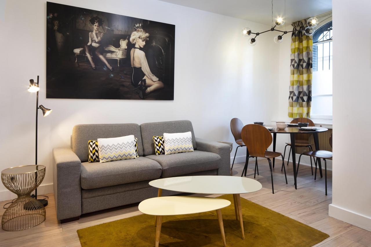 Hôtel de la Gaîté  - Apartment