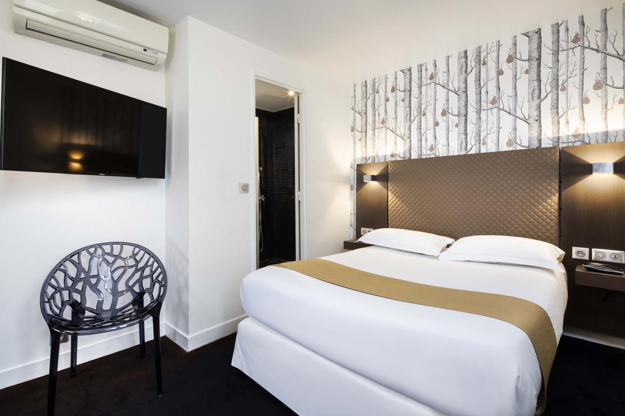 Hôtel de la Gaîté  - Rooms