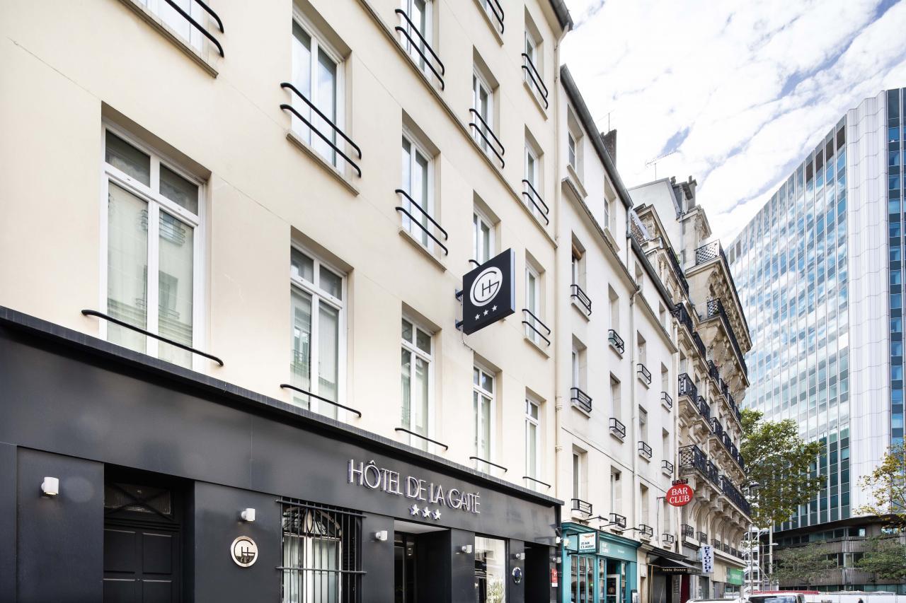 Hôtel de la Gaîté  - Hotel